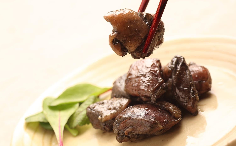 宮崎地鶏炭火焼と燻製専門店の鶏炭火焼を再現
